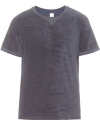 Robinson Les Bains - John Smith Cotton-towelling T-shirt - Lyst