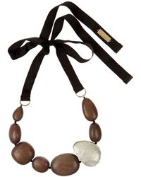 Weekend by Maxmara - Gommoso Necklace - Lyst