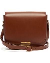 Saint Laurent - Betty Leather Cross-body Bag - Lyst