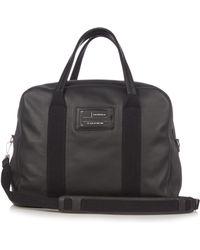 Balenciaga - Leather Weekend Bag - Lyst
