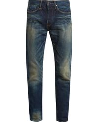 Kuro - Aulick Slim-leg Jeans - Lyst