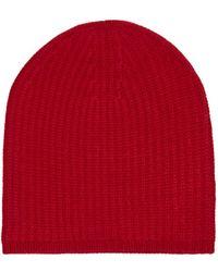 Denis Colomb - Cashmere-knit Beanie Hat - Lyst