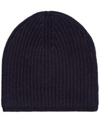 Denis Colomb - Cashmere-knit Beanie Hat - Lyst
