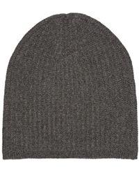 59c3bd5ca96 Denis Colomb - Cashmere-knit Beanie Hat - Lyst