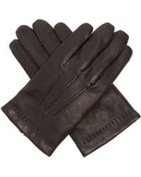 Mulberry - Nappa-leather Gloves - Lyst