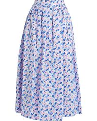 The Vampire's Wife - Visiting Cotton Skirt - Lyst