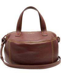 Balenciaga - Air Hobo Small Leather Tote - Lyst