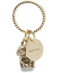 Paul Smith - Rabbit Key Ring - Lyst