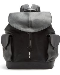Passavant and Lee - Scier Edition Leather Backpack - Lyst