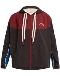 The Upside - Ash Colour Block Jacket - Lyst
