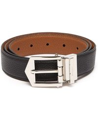 Givenchy - Obsedia Reversible Leather Belt - Lyst