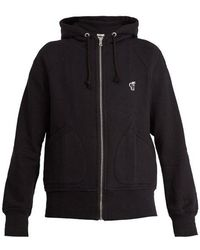 Junya Watanabe - X Merz B. Schwanen Cotton Hooded Sweatshirt - Lyst