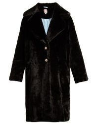 Shrimps - Eamon Faux-fur Coat - Lyst