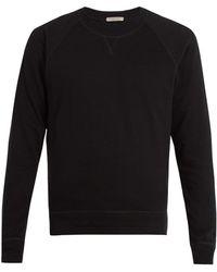 Bottega Veneta | Crew-neck Cotton-seersucker Sweater | Lyst