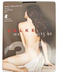 Falke - Matt Deluxe 30-denier Tights - Lyst