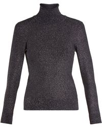 JoosTricot - Roll-neck Long-sleeved Knit Sweater - Lyst