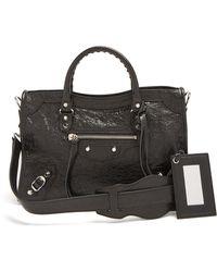 a418c3f1f4 Women's Balenciaga Shoulder bags - Lyst