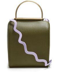 ROKSANDA - Besa Top-handle Leather Shoulder Bag - Lyst