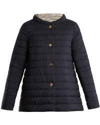 Herno | Reversible Quilted Jacket | Lyst