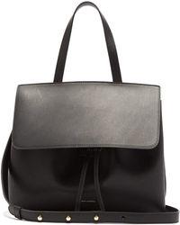 Mansur Gavriel - Mini Lady Leather Cross Body Bag - Lyst