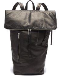54e04d9144 Givenchy Nylon Duffle Bag Backpack in Black for Men - Lyst
