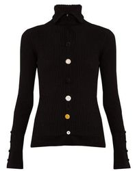 Jacquemus - Button-embellished Cardigan - Lyst