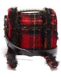 Simone Rocha - Embellished Tartan Cross Body Bag - Lyst