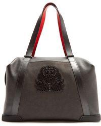 Christian Louboutin | Bagdamon Leather Holdall | Lyst