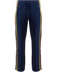 Étoile Isabel Marant - Pantalon de jogging à bandes latérales Dobbs - Lyst 447b0cba833