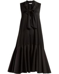 JW Anderson - Pussy Bow A Line Dress - Lyst
