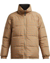 Burberry - Reddich Reversible Down-filled Jacket - Lyst