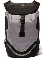 adidas By Stella McCartney - Run Perforated Neoprene Backpack - Lyst