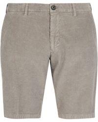 J.W. Brine - Free Donnie Stretch Corduroy Shorts - Lyst