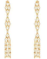 Rosantica By Michela Panero - Surreal Diamond-shaped Drop Earrings - Lyst