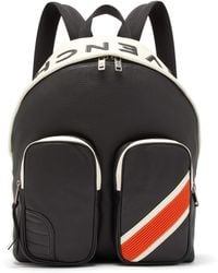 Givenchy - Mc3 Leather Backpack - Lyst