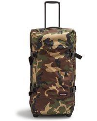 Eastpak - Tranverz Constructed Large Suitcase - Lyst