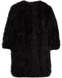 Yves Salomon - Feather Jacket - Lyst