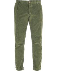 J.W. Brine - New Marshall Stretch-corduroy Trousers - Lyst