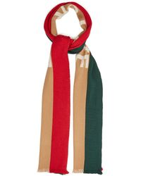 Gucci | Blind For Love Fringed Wool-blend Scarf | Lyst
