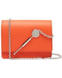 Sophie Hulme - Cocktail Mini Leather Cross Body Bag - Lyst