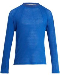 GmbH - Ribbed Long-sleeve T-shirt - Lyst