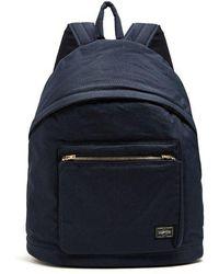 Porter - Draft Day Nylon Backpack - Lyst