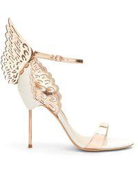 Sophia Webster - Evangeline Angel-wing Sandals - Lyst