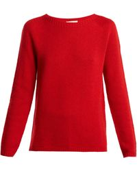 Max Mara - Relaxed-fit Cashmere Jumper - Lyst