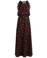 Dodo Bar Or - Mariangela Crystal-embellished Bow Dress - Lyst