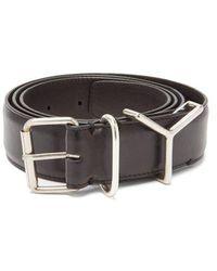 Y. Project - Y-loop Leather Belt - Lyst