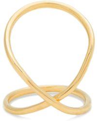 Fay Andrada - Rysty Lo Yellow-gold Ring - Lyst
