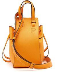 Lyst - Loewe Hammock - Women s Loewe Hammock Bags 625c1d65008df