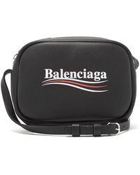 Balenciaga - Everyday Leather Cross-body Bag - Lyst