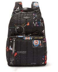 Valentino - Arcade Print Backpack - Lyst